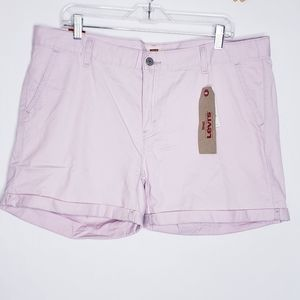 Levi's Classic Short Pink Size 18 -W34